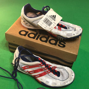 Adistar Track and Field Spikes Adistar 3 NWT